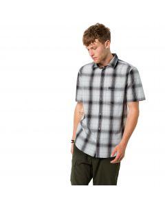 Koszula męska HOT CHILI SHIRT M dusty grey checks