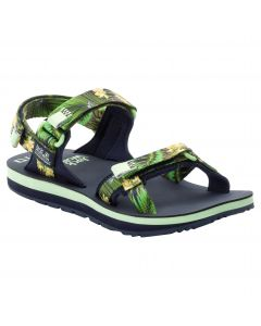 Sandały damskie OUTFRESH DELUXE SANDAL W midnight blue all over