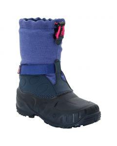Buty zimowe dla dzieci ICELAND HIGH K blueberry / pink