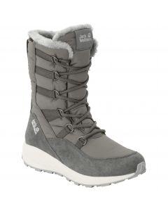 Damskie buty zimowe NEVADA TEXAPORE HIGH W dark grey / light grey