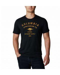 T-shirt męski Columbia Path Lake Graphic black