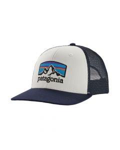 Czapka Patagonia Fitz Roy Horizons Hat white/classic navy