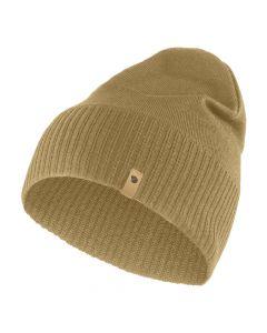 Czapka Fjallraven Merino Lite Hat buckwheat brown