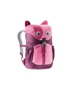 Plecak dla przedszkolaka Deuter Kikki hotpink/maron