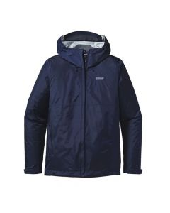 Damska kurtka przeciwdeszczowa Patagonia TORRENTSHELL navy blue