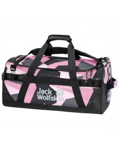 Torba sportowa EXPEDITION TRUNK 40 pink geo block