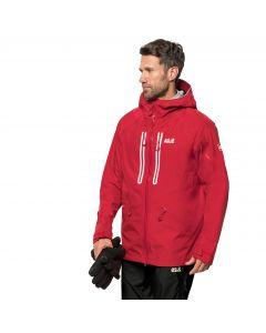 Kurka narciarska męska EXOLIGHT MOUNTAIN JACKET M red lacquer