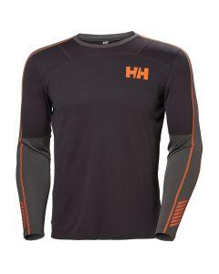 Bluza termoaktywna Helly Hansen Lifa Active Crew ebony