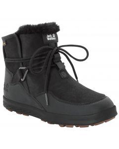 Buty zimowe damskie AUCKLAND WT TEXAPORE BOOT W black / black