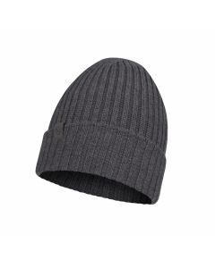 Czapka Buff Merino Knit Hat Norval grey