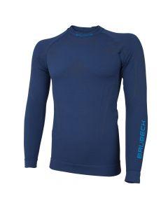 Koszulka THERMO MEN LS13040 navy blue