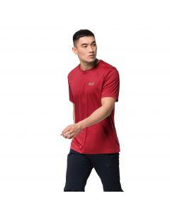Koszulka męska TECH T M Red Lacquer