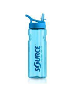 Butelka z ustnikiem - bidon TRITAN 0,75 Lit. light blue