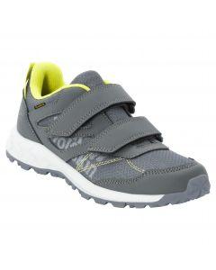 Buty dziecięce WOODLAND TEXAPORE LOW VC K grey / light green