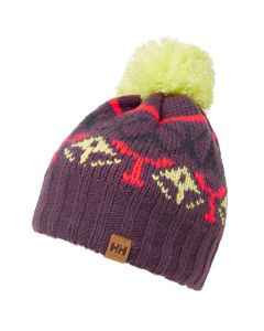 Czapka POWDER BEANIE WOMEN Grape