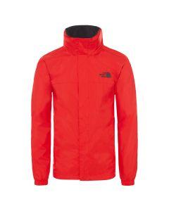 Męska kurtka The North Face Resolve 2 fiery red/asphalt grey