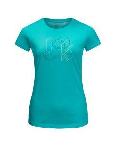 Damska koszulka OCEAN T aquamarine