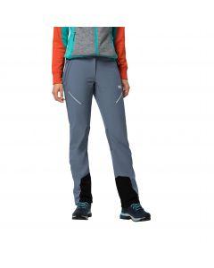 Spodnie softshell damskie GRAVITY SLOPE PANTS WOMEN frost blue