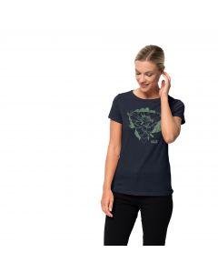 Damski T-shirt HANA T W midnight blue