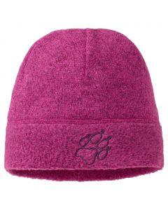 Czapka KIDS CARIBOU CAP pink passion