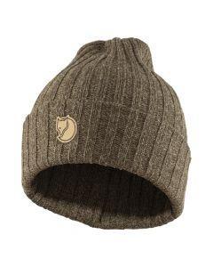 Czapka Fjallraven Byron Hat dark olive/taupe