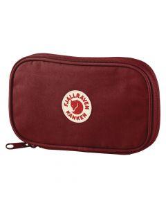 Portfel Fjallraven Kanken Travel Wallet ox red 326