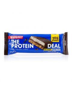 Baton proteinowy Enervit Protein Deal wanilia/czkolada
