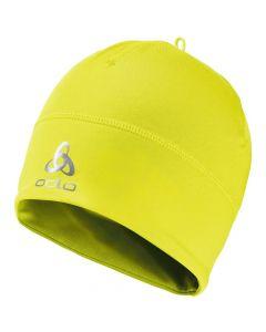 Czapka Odlo POLYKNIT WARM ECO safety yellow