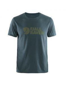 Męska koszulka Fjallraven Logo T-shirt navy