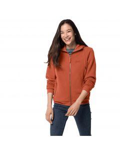 Bluza polarowa damska WHITE COAST JACKET W saffron orange