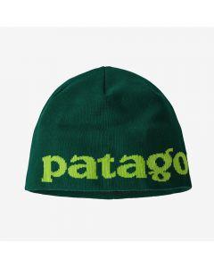 Czapka Patagonia Beanie Hat birch piki green