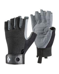 Rękawice CRAG HALF-FINGER GLOVE black