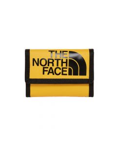 Portfel turystyczny The North Face BASE CAMP WALLET yellow