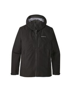 Męska kurtka przeciwdeszczowa Patagonia TRIOLET GTX black