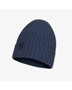 Czapka Buff Merino Knit Hat Norval denim