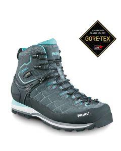 Damskie buty trekkingowe Meindl Litepeak Lady GTX anthracite/turquoise