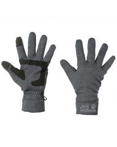 Rękawice polarowe SKYLAND GLOVE dark grey