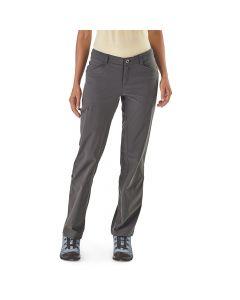 Damskie spodnie Patagonia Quandary Regular forge grey