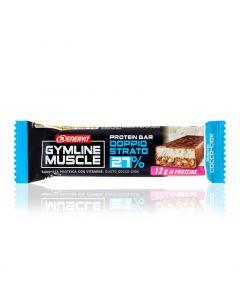 Baton proteinowy Enervit Gymline Muscle Protein Bar 27% kokos/czekolada