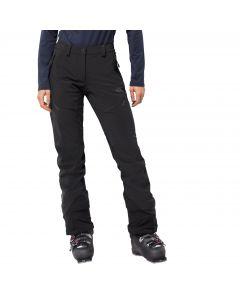 Spodnie GRAVITY SLOPE PANTS WOMEN black