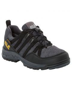 Buty trekkingowe dziecięce THUNDERBOLT TEXAPORE LOW K black / dark grey