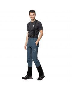 Spodnie softshellowe męskie GRAVITY TOUR PANTS MEN Orion Blue