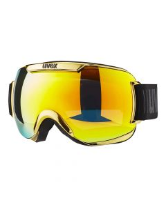 Gogle narciarskie UVEX DOWNHILL 2000 FM RACE yellow-chrome