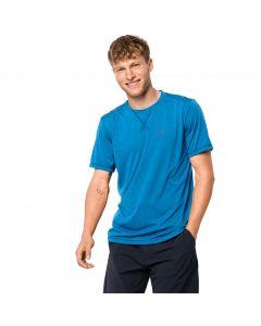 Koszulka męska CROSSTRAIL T MEN brilliant blue