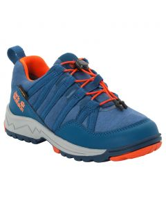 Buty trekkingowe dziecięce THUNDERBOLT TEXAPORE LOW K blue / orange