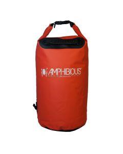 Worek wodoszczelny Amphibious Tube 20 L czerwony