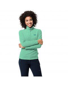 Bluza polarowa damska GECKO WOMEN pacific green
