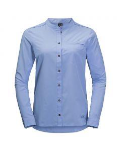 Koszula damska VICTORIA ROLL-UP SHIRT shirt blue