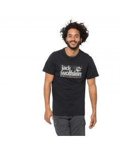 T-shirt męski LOGO T M black