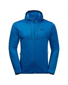 Kurtka polarowa KIEWA HOODED JACKET M electric blue